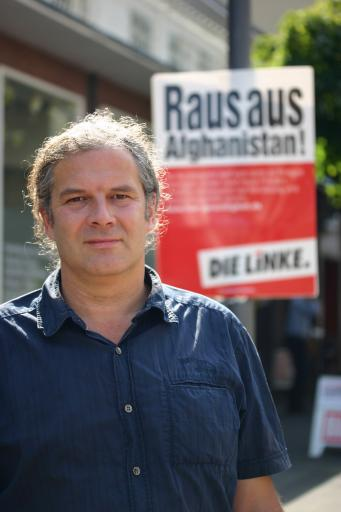 Andrej Hunko: Raus aus Afghanistan!