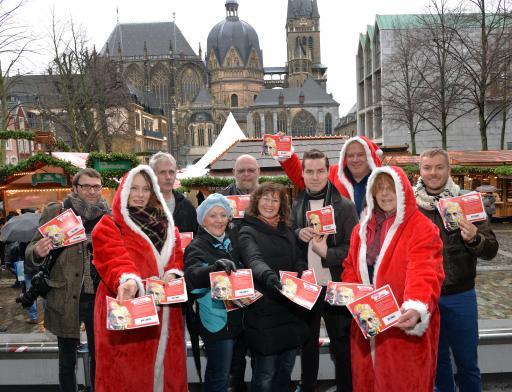 Aachener Weihnachtsmarkt 2017