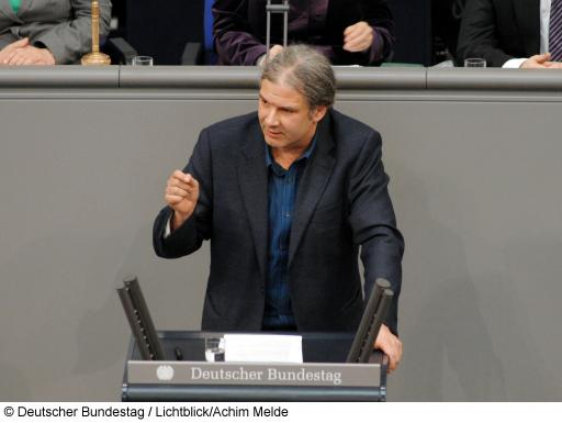 Andrej Hunko im Bundestag (2)