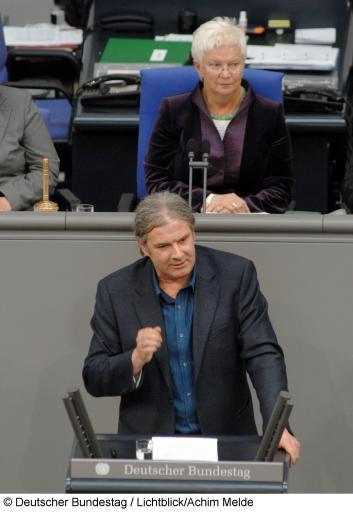 Andrej Hunko im Bundestag (1)